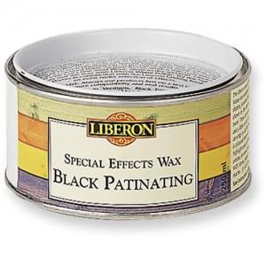 Liberon Black Patinating Wax