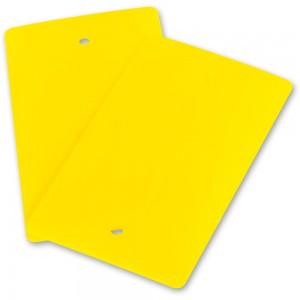 West System Plastic Squeegees