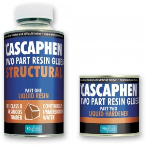 Cascaphen Waterproof Resin Glue 670g