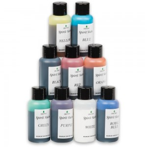 Chestnut Spirit Stain Mixed Pack - Rainbow Colours