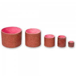 Axminster Drum Sander Sleeve Sets