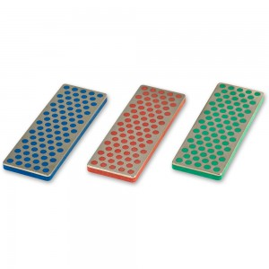 DMT 3 Piece Mini  Diamond Whetstone Set