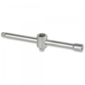 "Proxxon 1/2"" Drive Sliding Tee Bar/Extension"