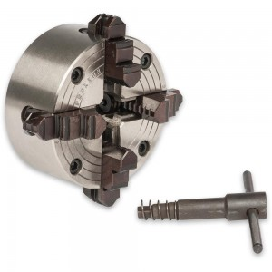 Proxxon 4-Jaw Independent Chuck