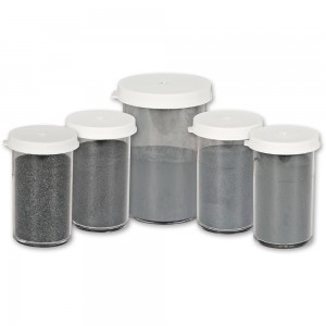 Veritas Lapping Kit of 5 Grits