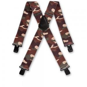 Desert Camouflage Braces