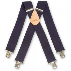 Navy Blue Braces