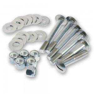 Veritas Hardware Pack of 6 Bolts