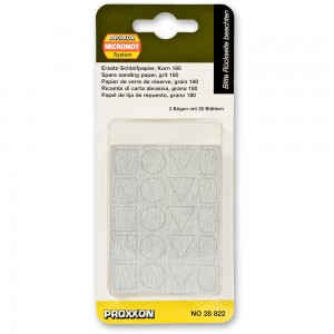 Proxxon Sanding Sheets for PS 13 Pensander