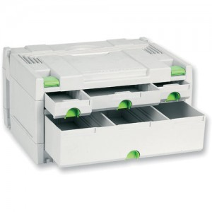 Festool SYS 3-SORT/4 Systainer Sortainer