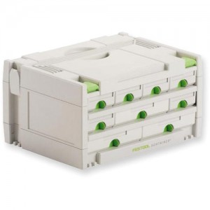 Festool SYS 3-SORT/9 Systainer Sortainer