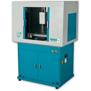 Axminster CNC Technology KX3S Mill