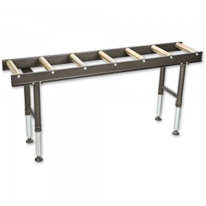 Axminster 7 Bar Heavy Duty Roller Stand
