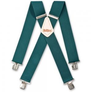 Hunter Green Braces