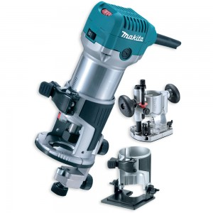 "Makita RT0700CX2 Router/Trimmer (1/4"")"