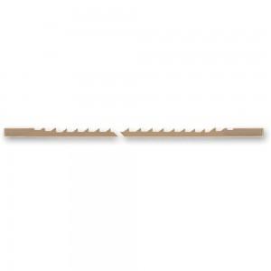 Pegas Skip Tooth Scroll Saw Blades