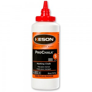 Keson Chalk for Chalk Lines