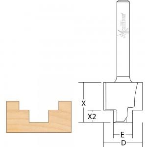 Axcaliber Bookcase Strip Cutter