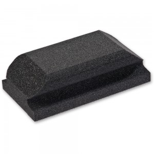 Single Sided Velcro Sanding Block