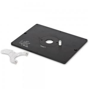 UJK Technology 10mm Phenolic Router Table Insert Plate