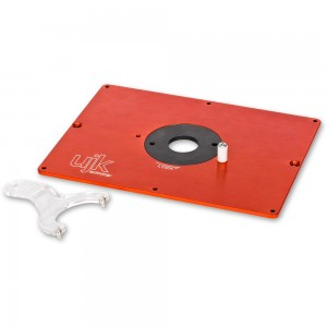 UJK Technology 6mm Aluminium Router Table Insert Plate