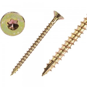 WoodSpur Torx Head Premium Self Countersinking Wood Screws