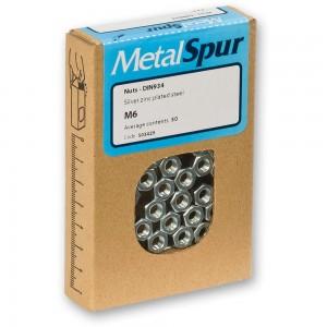 MetalSpur Nuts