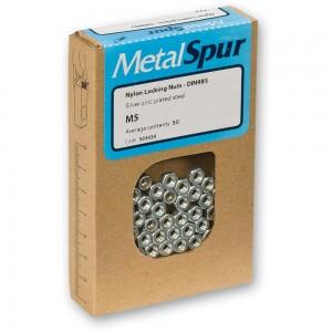 MetalSpur Nylon Locking Nuts