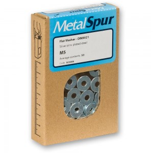 MetalSpur Flat Washers