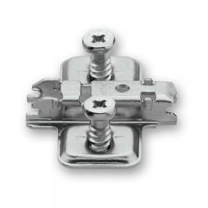 Blum CLIP-TOP Cruciform Mounting Plates