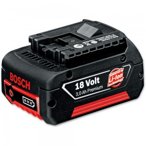Bosch Li-Ion Battery Pack 18V (3.0Ah)