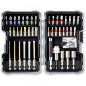 Bosch 43 Piece Screwdriver Bit & Holder Set