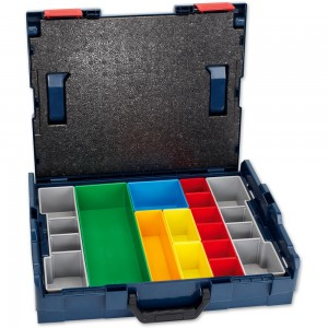 Bosch L-BOXX Case with 13 Compartments