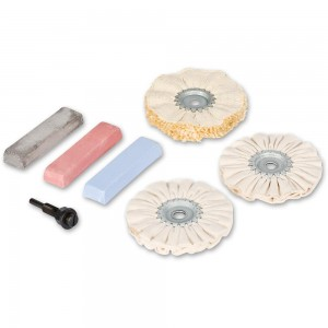Polishing Kit for Steel & Stainless Steel