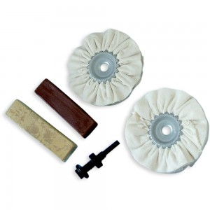 Polishing Kit for Plastic & Fibreglass