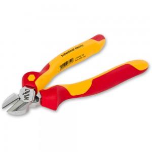 Wiha VDE H/Duty Diagonal Cutting Pliers