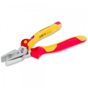 Wiha VDE High Leverage Combination Pliers