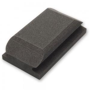 Flexipads Shaped Foam Sanding Block