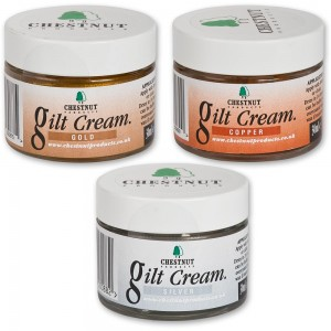 Chestnut Gilt Cream
