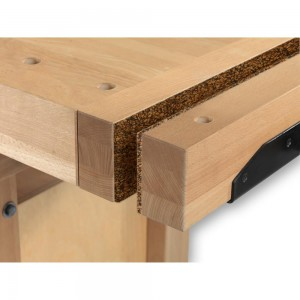 Sjobergs Rubber/Cork Jaw Protectors For Elite bench