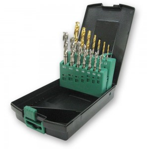 Ig2 Universal Tap and Tapping Drill Bit Set