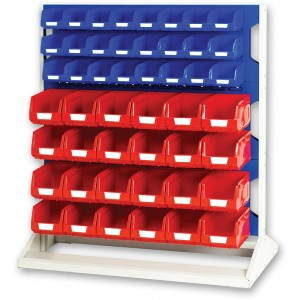 bott Static Louvre Storage Racks 1125mm