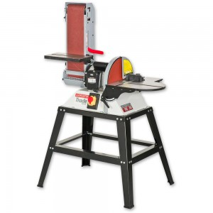 Axminster Trade Series BDS-612 Belt & Disc Sander
