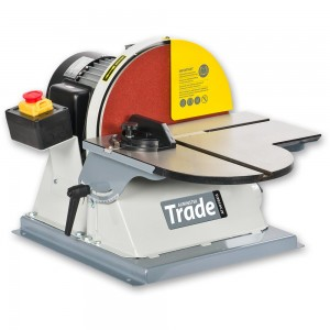 Axminster Trade Series DS12DLMB2 305mm Braked Disc Sander