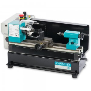 Axminster Model Engineer Series C0 Micro Lathe