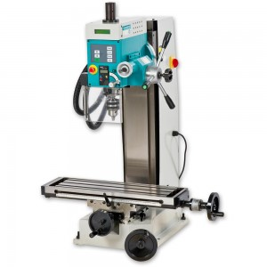 Axminster Engineer Series SX3 Mill & Floor Stand - PACKAGE DEAL