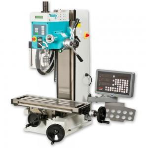 Axminster Engineer Series SX3 Mill Drill DIGI