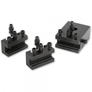 Axminster Engineer Series SC8 Quick Change Tool Post
