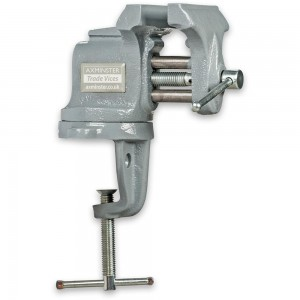 Axminster Trade Vices Swivel Head Vice