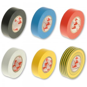 Faithfull PVC Electrical Tape
